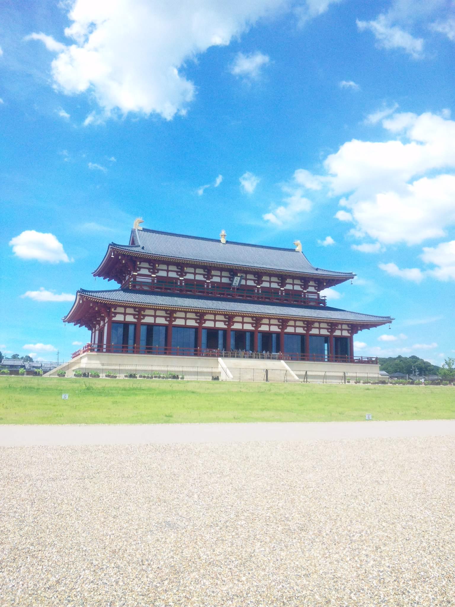 奈良に・・・